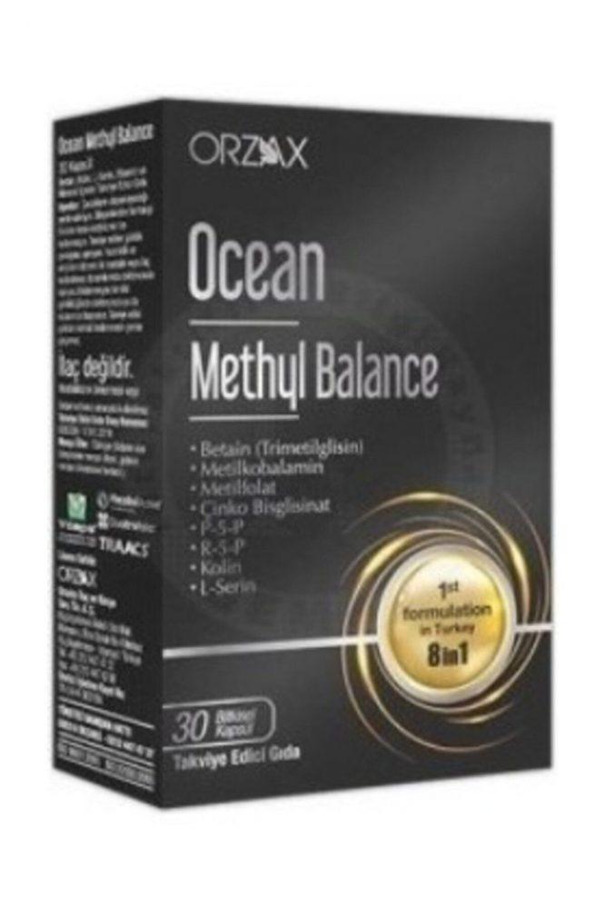 ocean methyl balance 30 kapsul 2867 Ocean Methyl Balance 30 Kapsül Dermologue