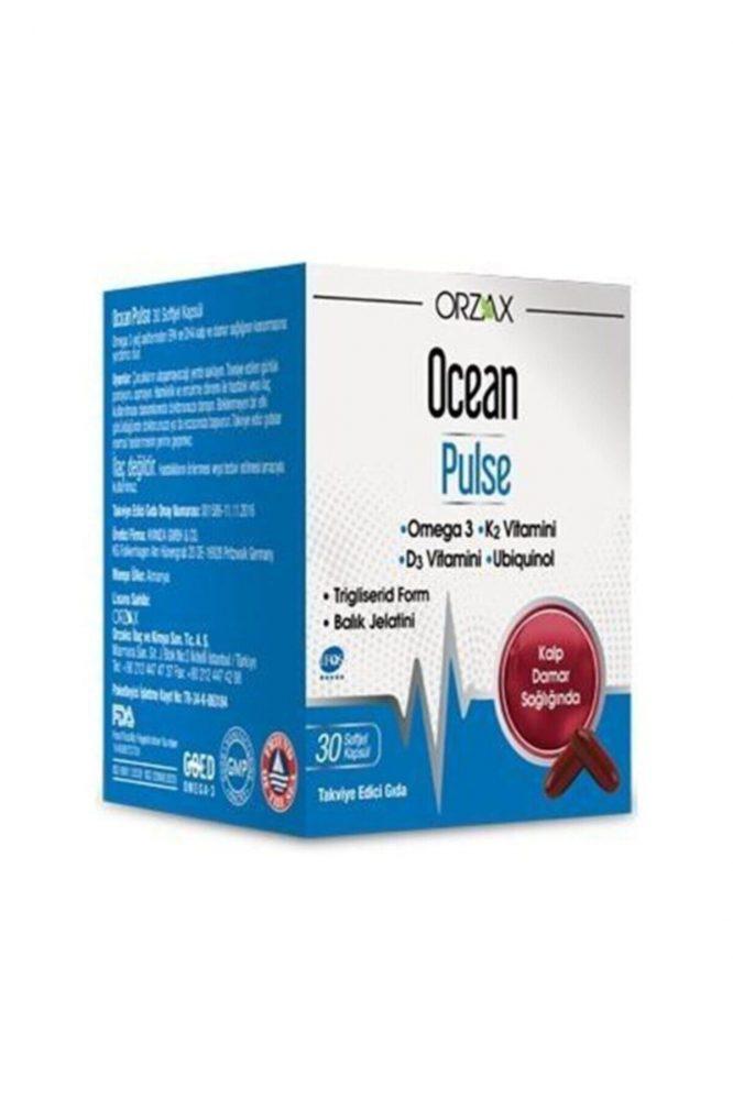 ocean pulse 30 kapsul ocean pulse 30 softgel kapsul 2981 1 Ocean Pulse 30 Kapsül / Ocean Pulse 30 Softgel Kapsul Dermologue