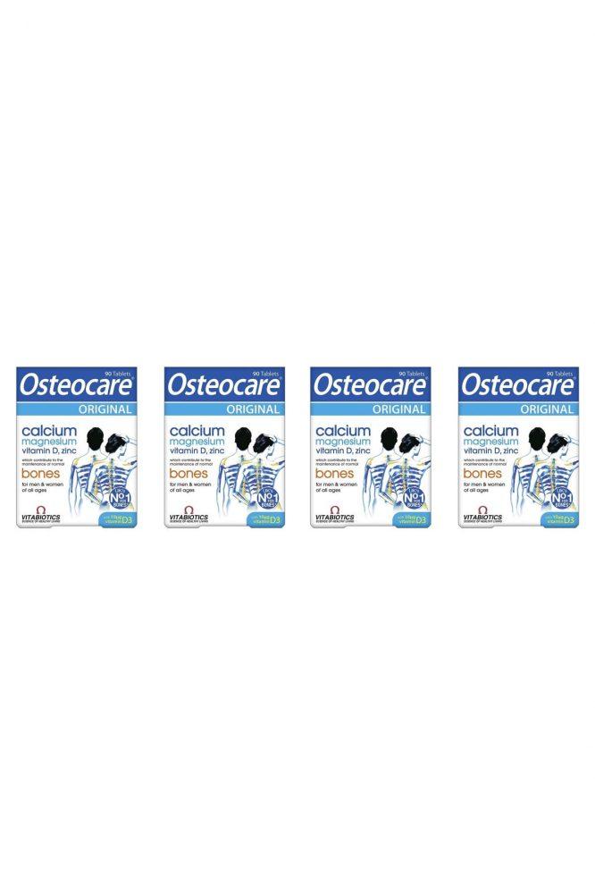 osteocare 90 tablet 4 lu paket 728 Osteocare 90 Tablet 4'lü Paket Dermologue