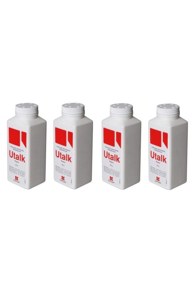 pudra antibakteriyel 100g 4 adet 3065 Pudra Antibakteriyel 100g 4 Adet Dermologue