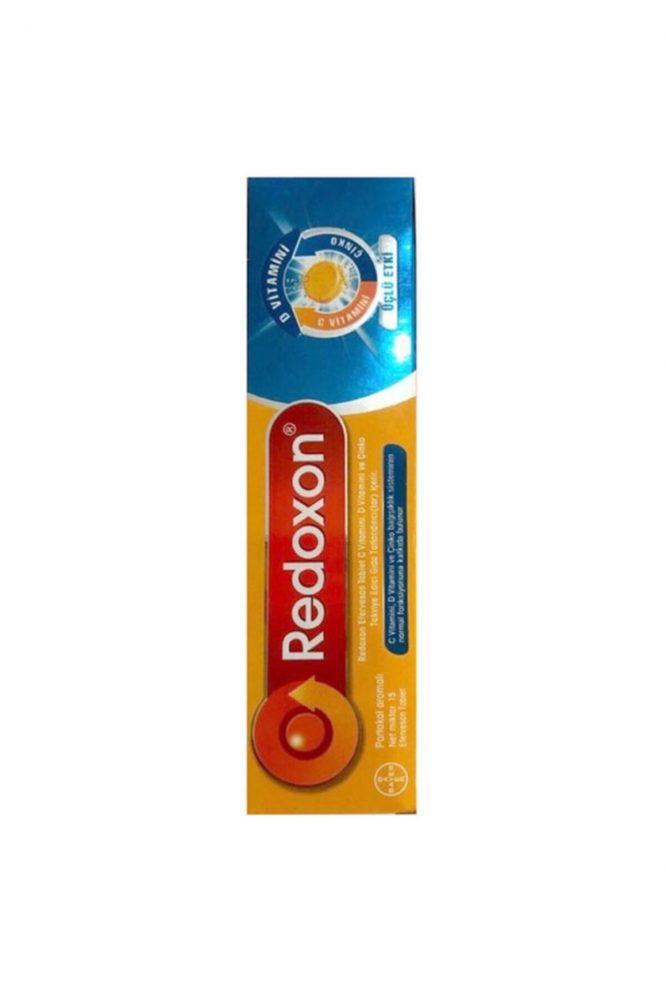 redoxon 3 lu etkili 15 efervesan tablet 2827 Redoxon 3'lü Etkili 15 Efervesan Tablet Dermologue