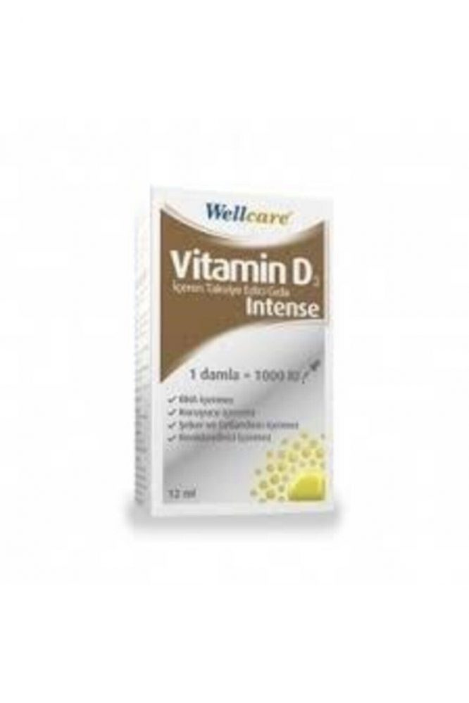 wellcare vitamin d3 intense 1000 iu 12 ml 3262 Wellcare Vitamin D3 Intense 1000 IU 12 ml Dermologue