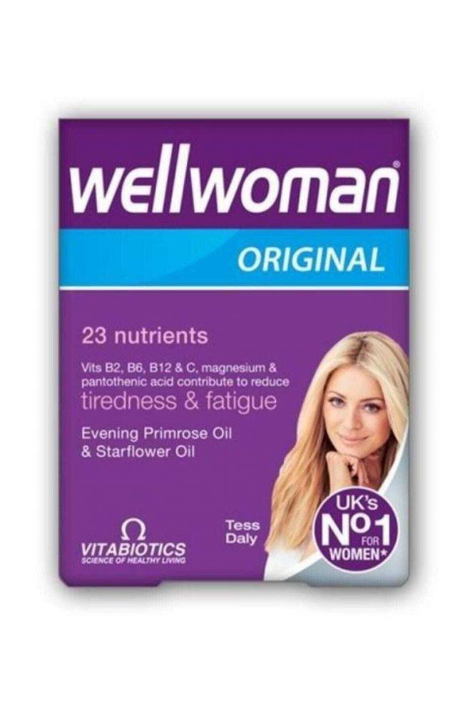 wellwoman original 60 kapsul 3468 Wellwoman Original 60 Kapsül Dermologue