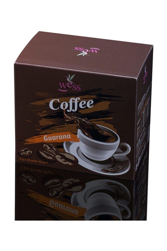wess kahve guarana 2g x 20 2211 Wess Kahve Guarana (2g x 20) Dermologue