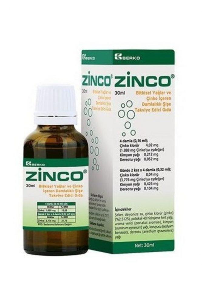 zinco damla 30 ml 2186 Zinco Damla 30 ml Dermologue