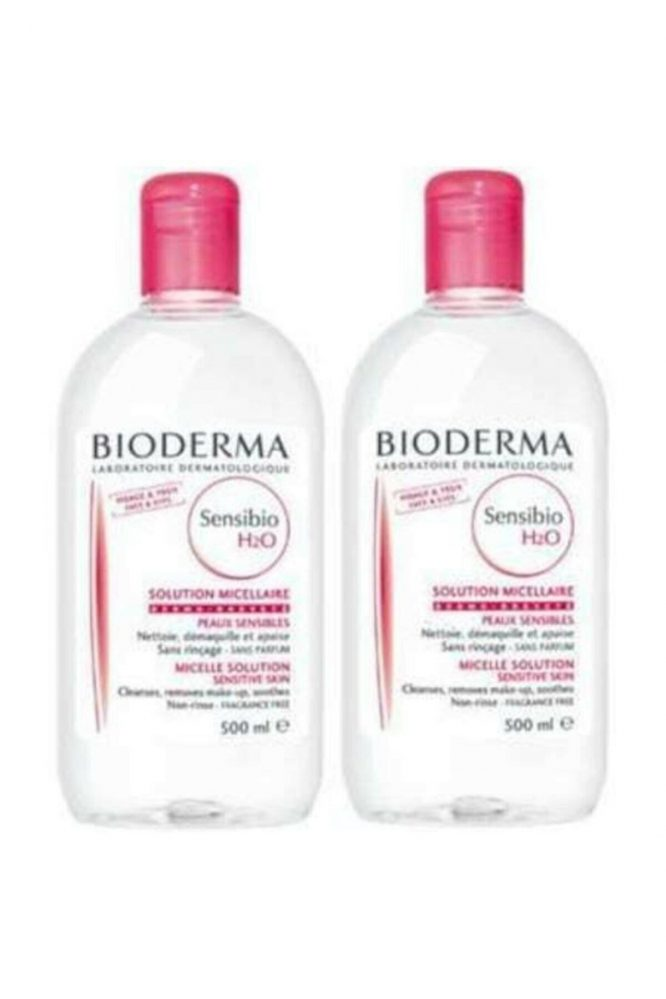 bioderma sensibio h2o 500 ml 2 si hediye 4194 Bioderma Sensibio H2O 500 ml 2.'si Hediye Dermologue