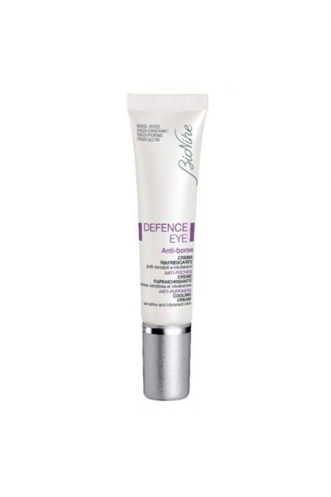 bionike defence eye anti puffiness cooling cream 15 ml 2074 Bionike Defence Eye Anti-Puffiness Cooling Cream 15 ml Dermologue