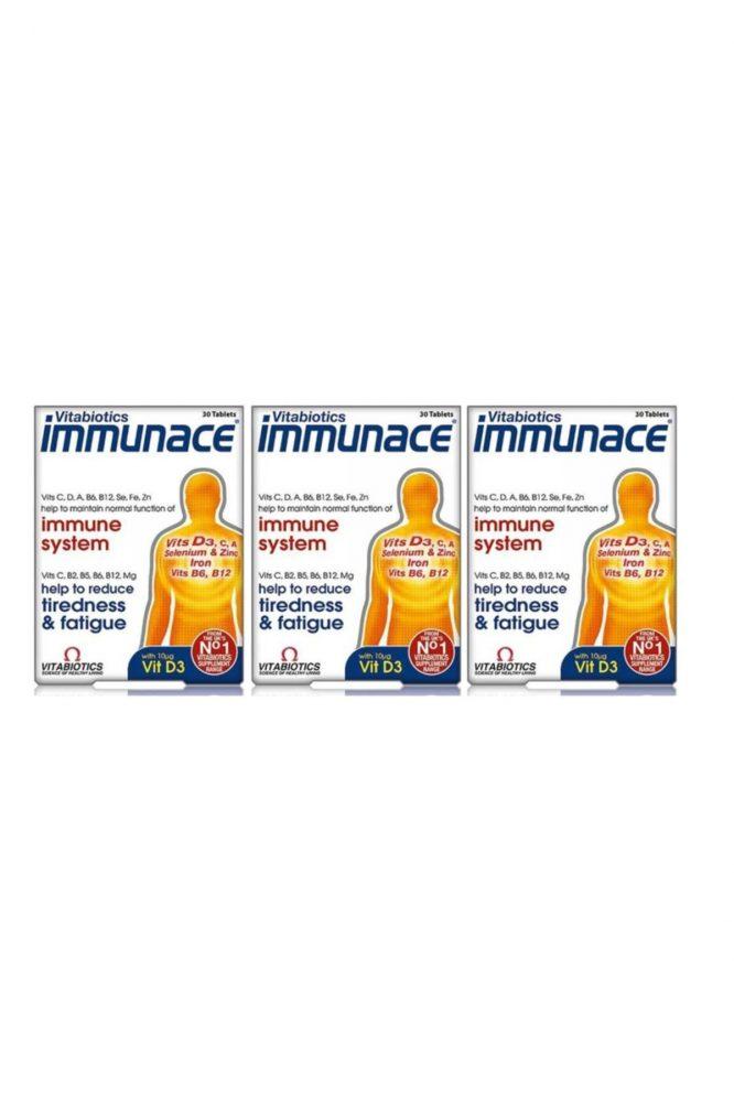 immunace 30 tablet 3 al 2 ode 3891 Immunace 30 Tablet 3 Al 2 Öde Dermologue