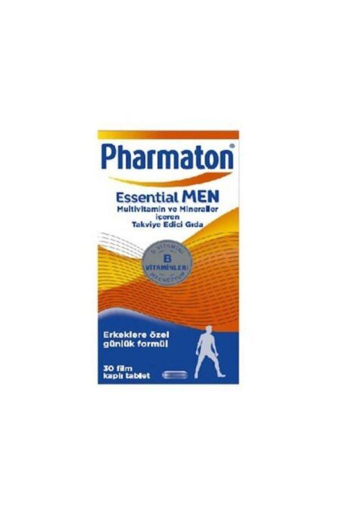pharmaton essential men 30 kapsul 4275 Pharmaton Essential Men 30 Kapsül Dermologue