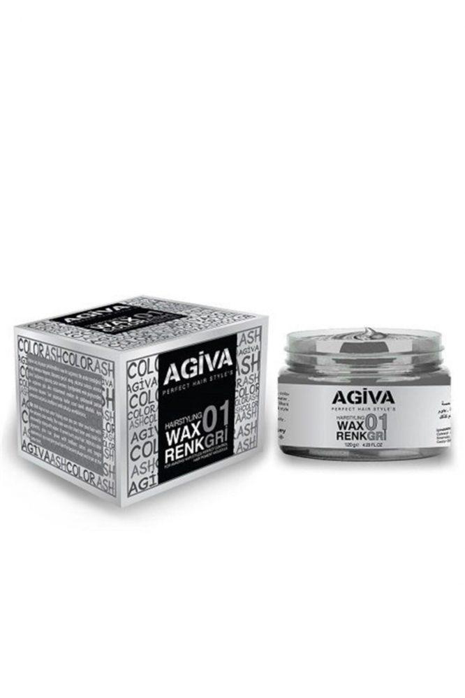 agiva wax 120gr 01 gri 4743 Agiva Wax 120Gr 01 Grı Dermologue
