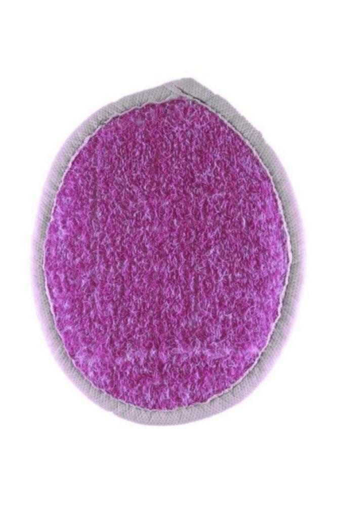 fe polyester oval yuz pedi fefu019 4750 Fe Polyester Oval Yüz Pedi FEFU019 Dermologue