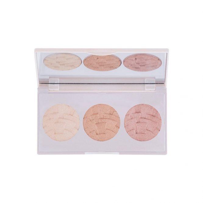 gabrini highlighter b 3 lu aydinlatici palet 4978 Gabrini Highlighter B 3'lü Aydınlatıcı Palet Dermologue