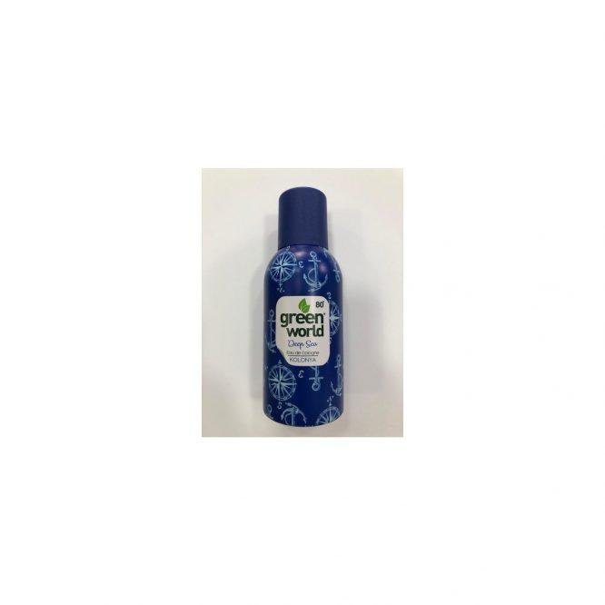 green world kolonya aerosol 150ml deep sea 4979 Green World Kolonya Aerosol 150ml Deep Sea Dermologue
