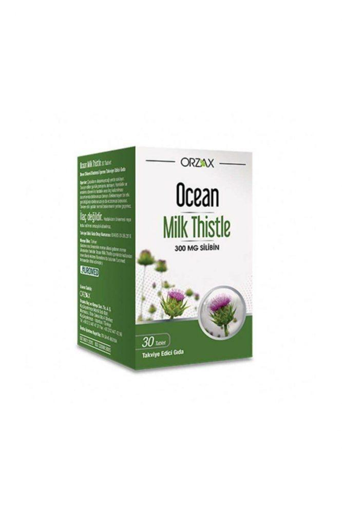ocean milk thistle 30 tablet 4821 Ocean Milk Thistle 30 Tablet Dermologue