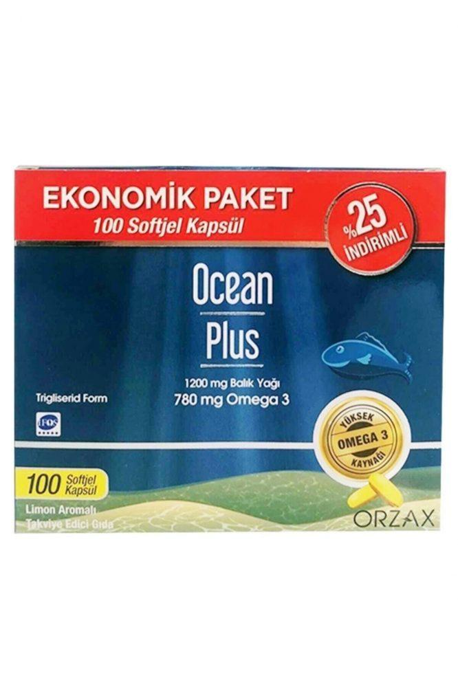 ocean plus 1200 mg 100 softjel 25 indirimli 4801 Ocean Plus 1200 mg 100 Softjel - %25 İndirimli Dermologue