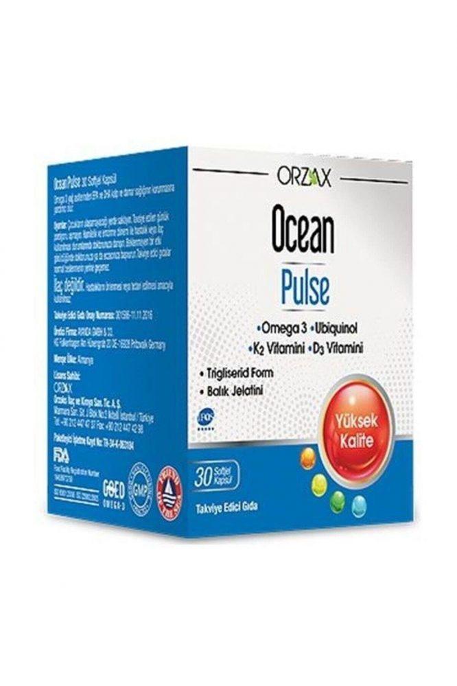 ocean pulse 30 kapsul 5065 Ocean Pulse 30 Kapsül Dermologue
